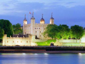 Torre Londra notte