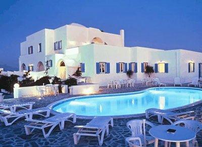 babis hotel santorini grecia