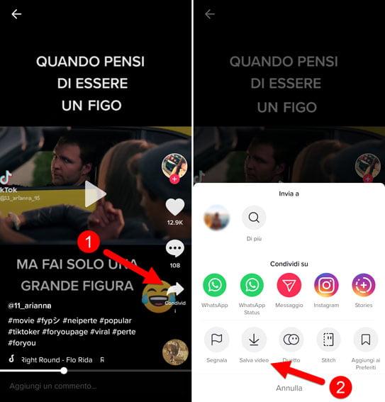 come scaricare video da iphone e android