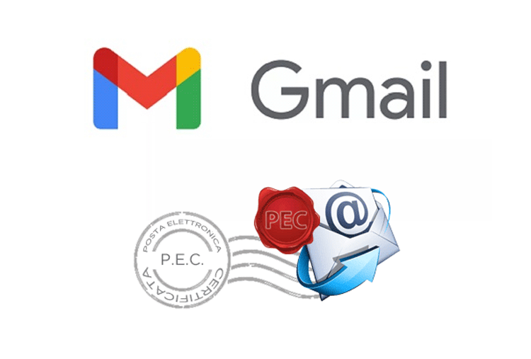 inviare pec con gmail